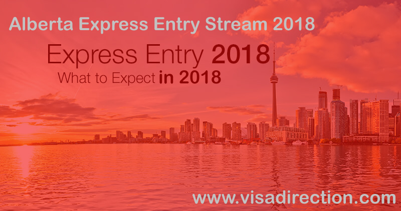 Alberta Express Entry Stream 2018