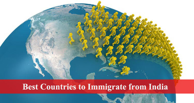 best countries to immigrate from india