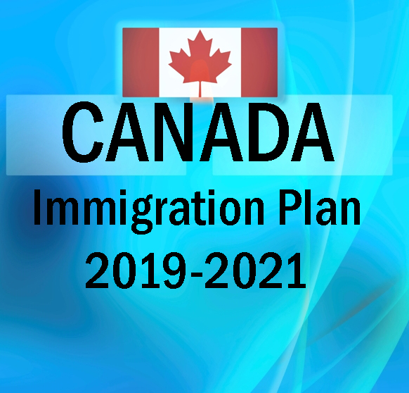 Canada Immigration Plan 2019
